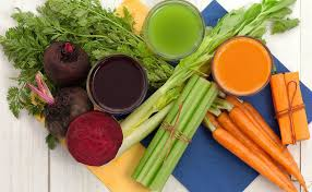 detox vegetable juices